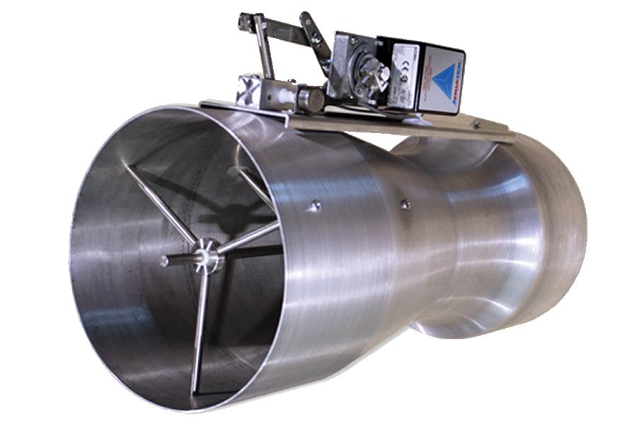 Stainless Steel Venturi Valve