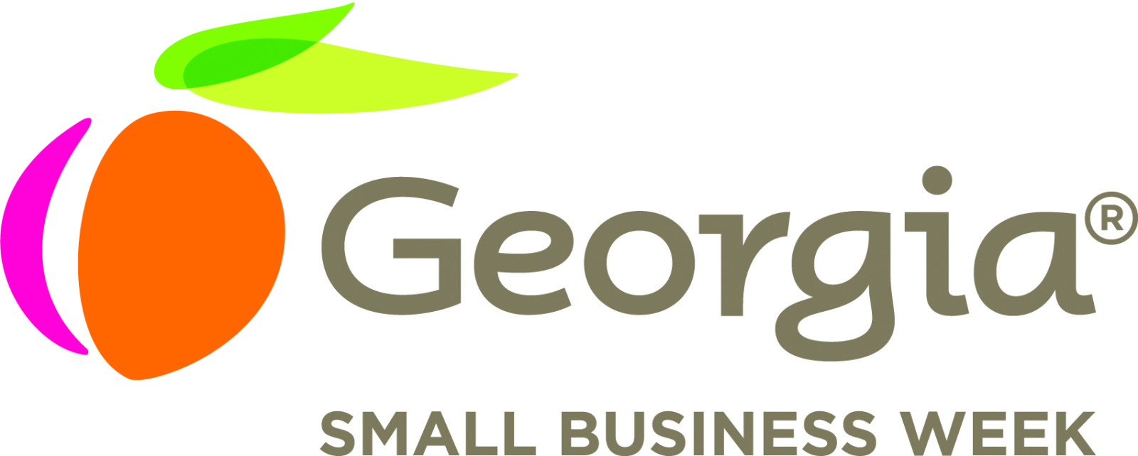 Georgia Small Business Week Logo