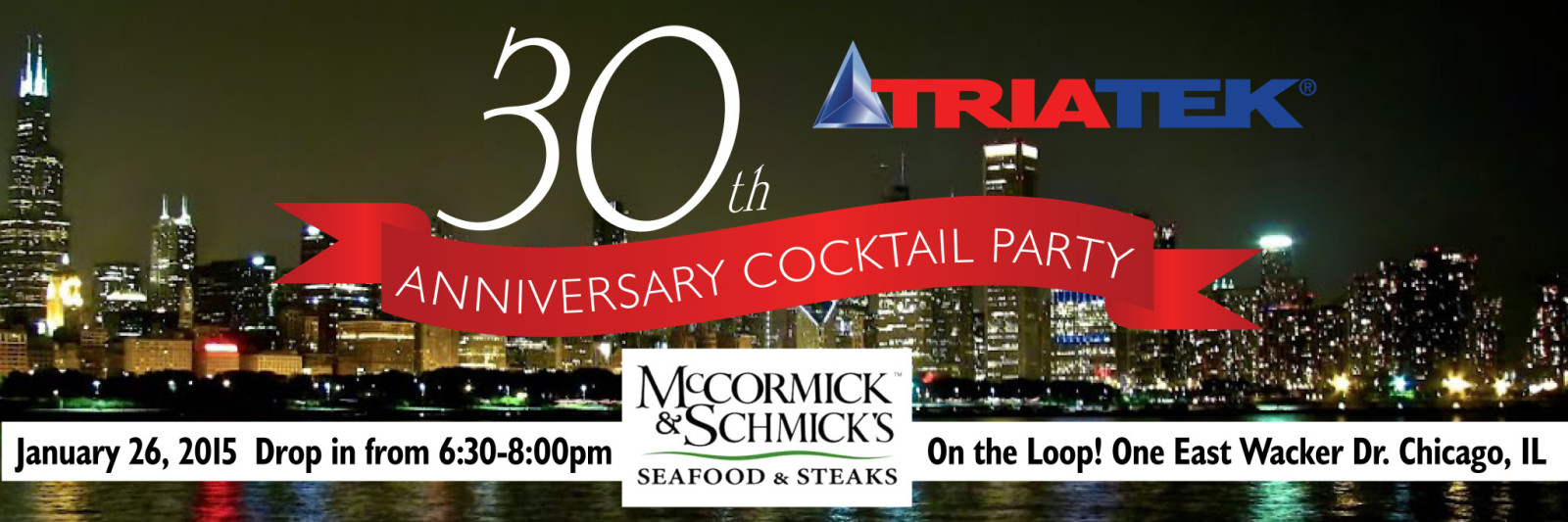 Triatek 30th Anniversary
