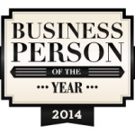 Business Person of the Year Jim Hall