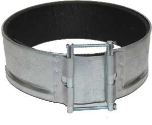 Venturi Valve Drawband Clamp