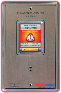 FMS-1655 Room Pressure Controller