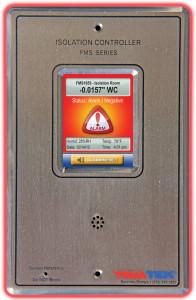 FMS-1655 Room Pressure Controller