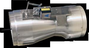 Medium Pressure Partially Closed  Venturi Valve