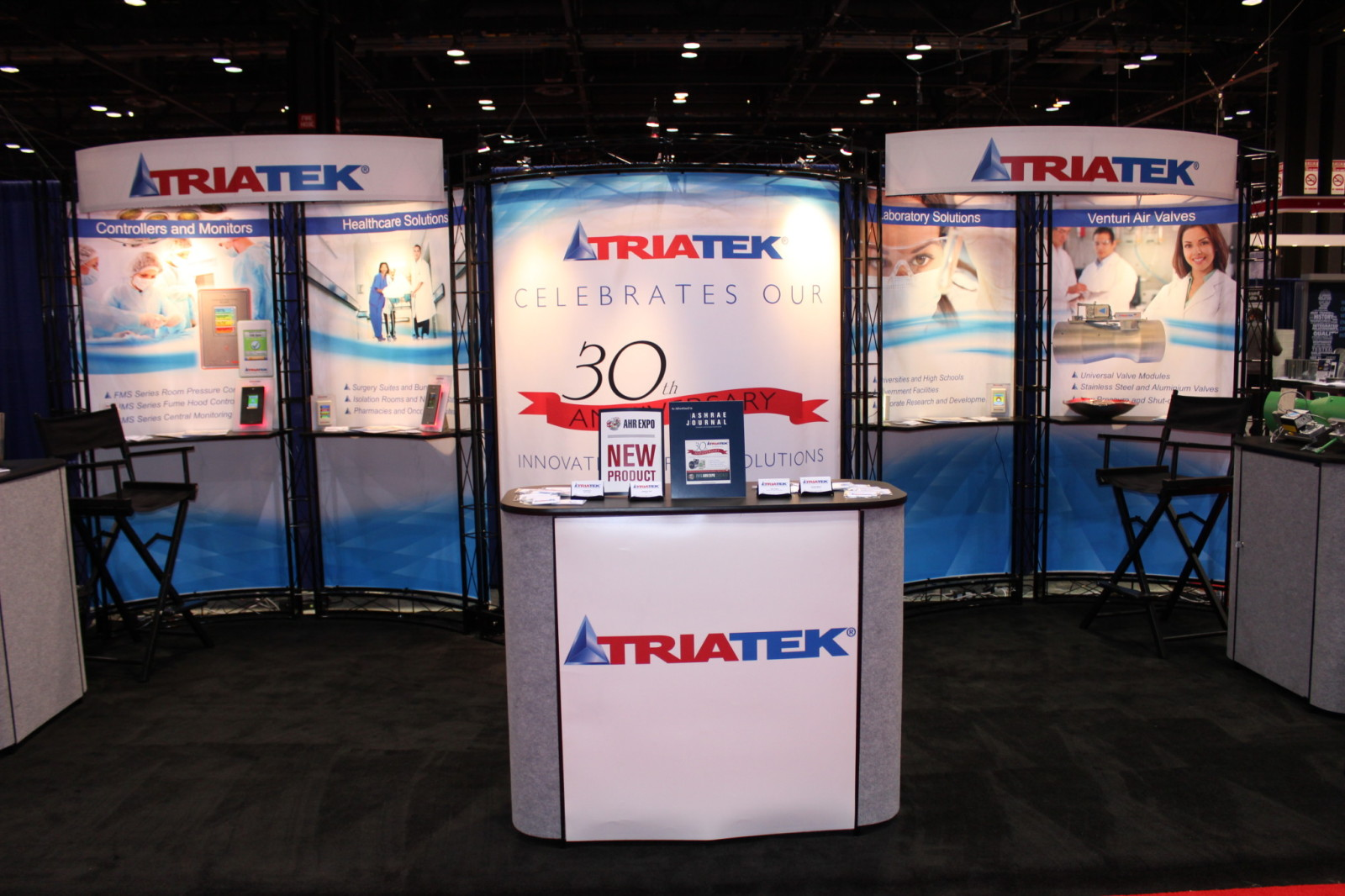 Triatek Booth