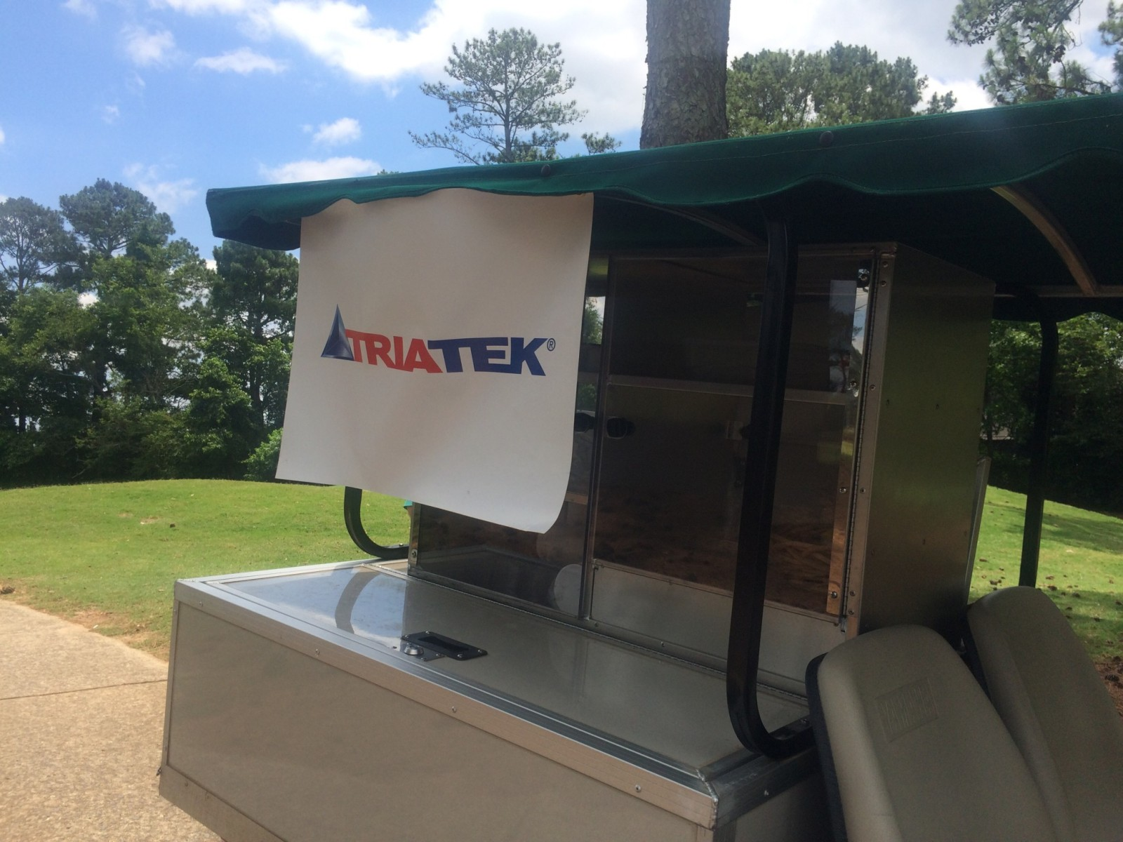 Triatek beer cart
