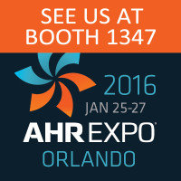 Triatek Exhibiting at the 2016 AHR Expo