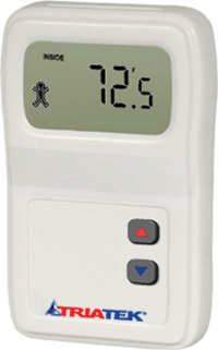 T-STAT Room Temperature and Humidity Sensor