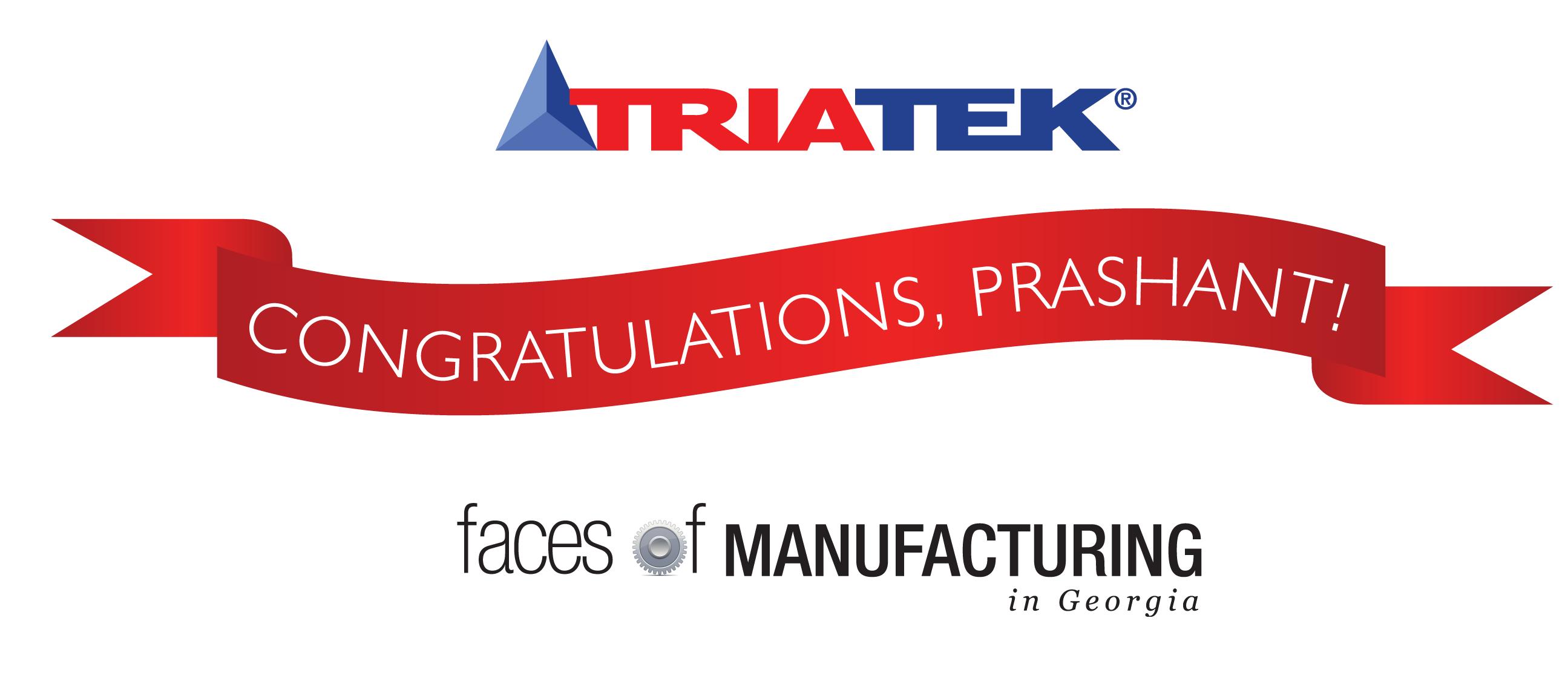 Congratulations Prashant!