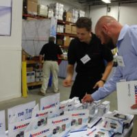 Triatek Hosts Open House