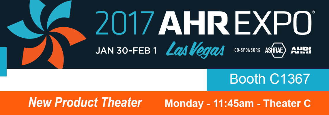 AHR Expo 2017 Triatek