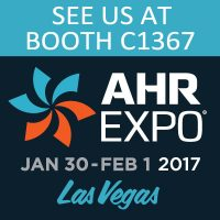 Join us for the 2017 AHR Expo!