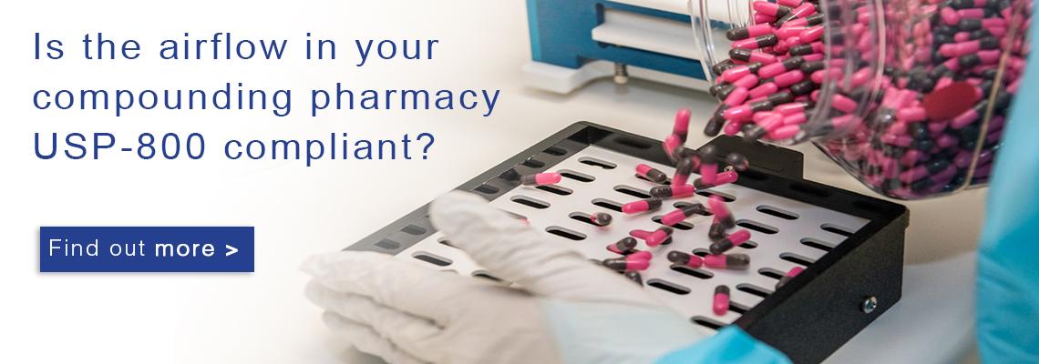 USP-800 Compounding Pharmacy