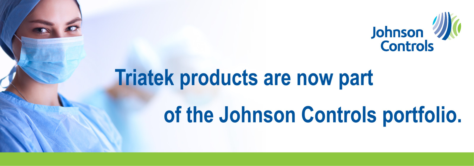 Johnson Controls Acquires Triatek