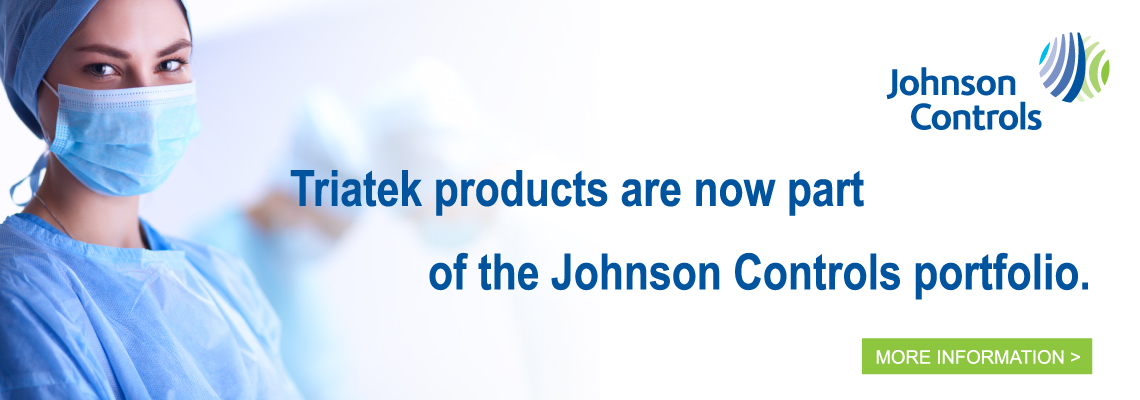 Triatek is now a JCI company.