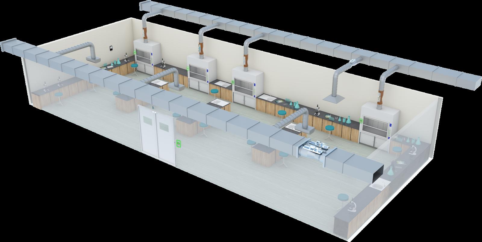 Laboratory HVAC